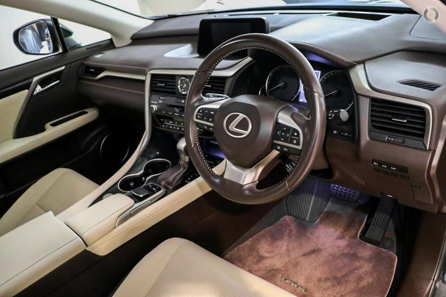 2017 Lexus Rx RX350 Luxury GGL25R
