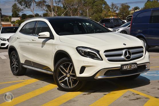 2016 Mercedes-Benz <br>GLA 180