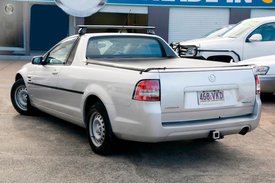 2012 Holden Ute Omega VE Series II