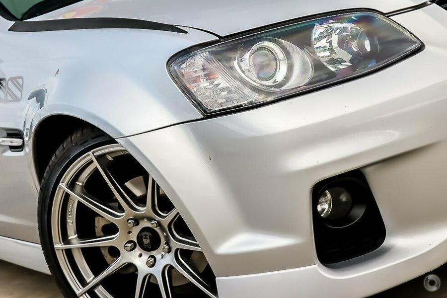 2011 Holden Commodore SS V VE Series II