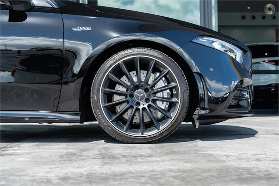 2020 Mercedes-AMG A 35 Sedan
