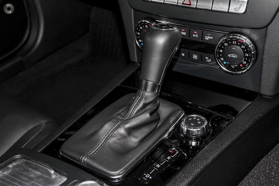 2012 Mercedes-Benz C 63 Coupe