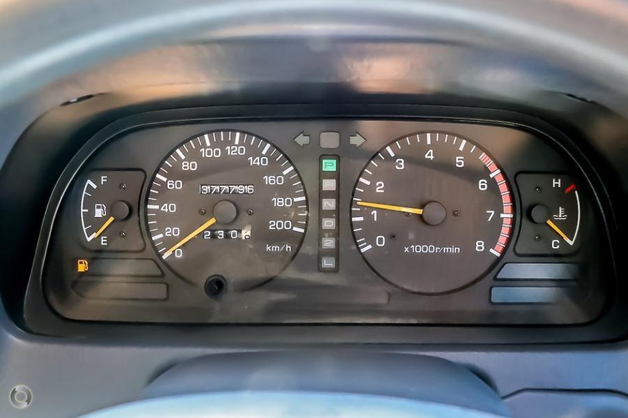 1998 Toyota Landcruiser Prado RV6 VZJ95R
