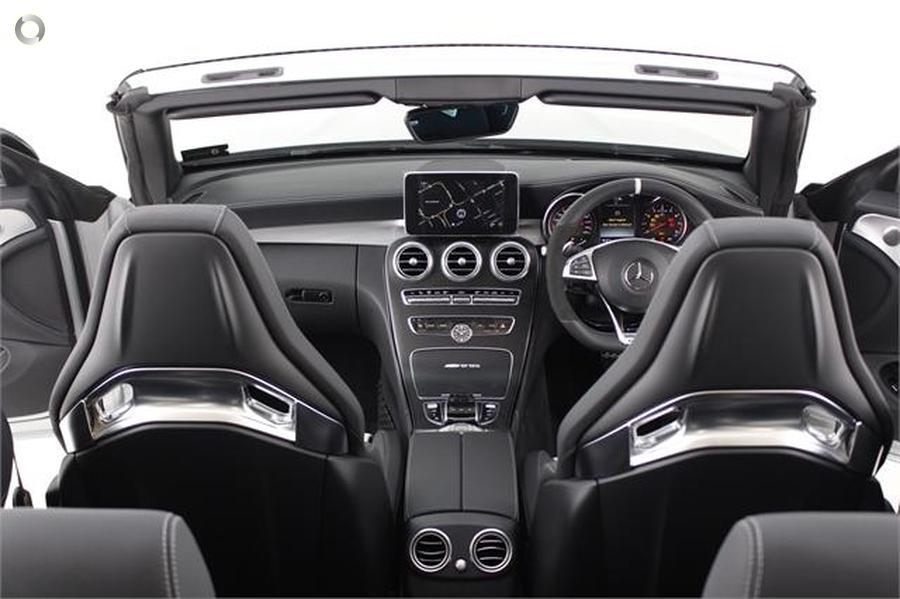 2019 Mercedes-AMG C 63 Cabriolet