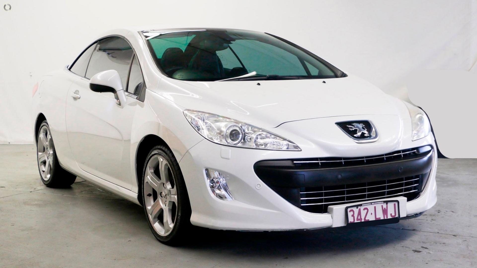 2009 Peugeot 308 CC T7