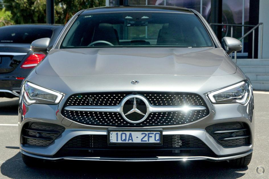 2019 Mercedes-Benz CLA 200 Coupé