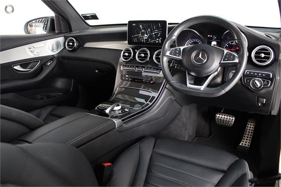 2017 Mercedes-AMG GLC 43 SUV