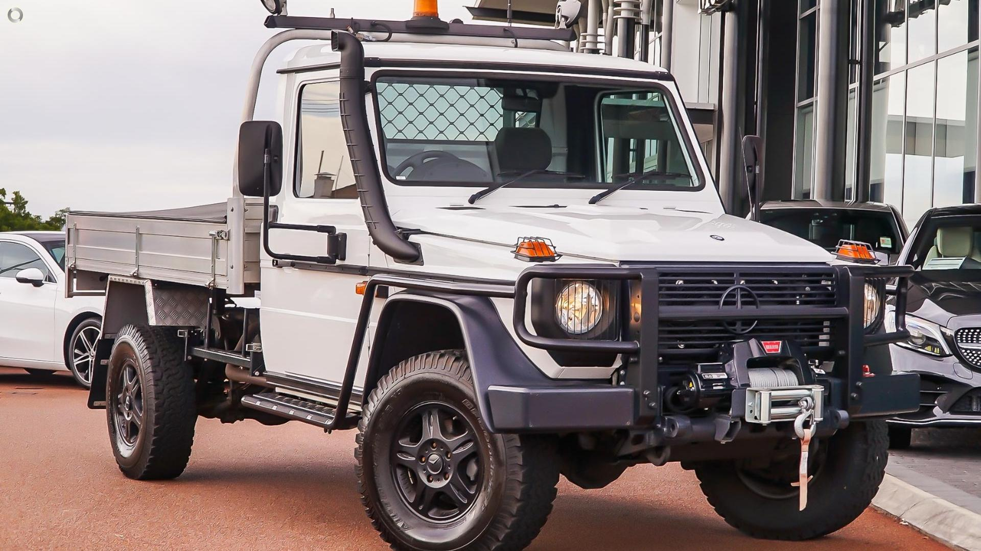 2017 Mercedes-Benz G 300 CDI Cab Chassis