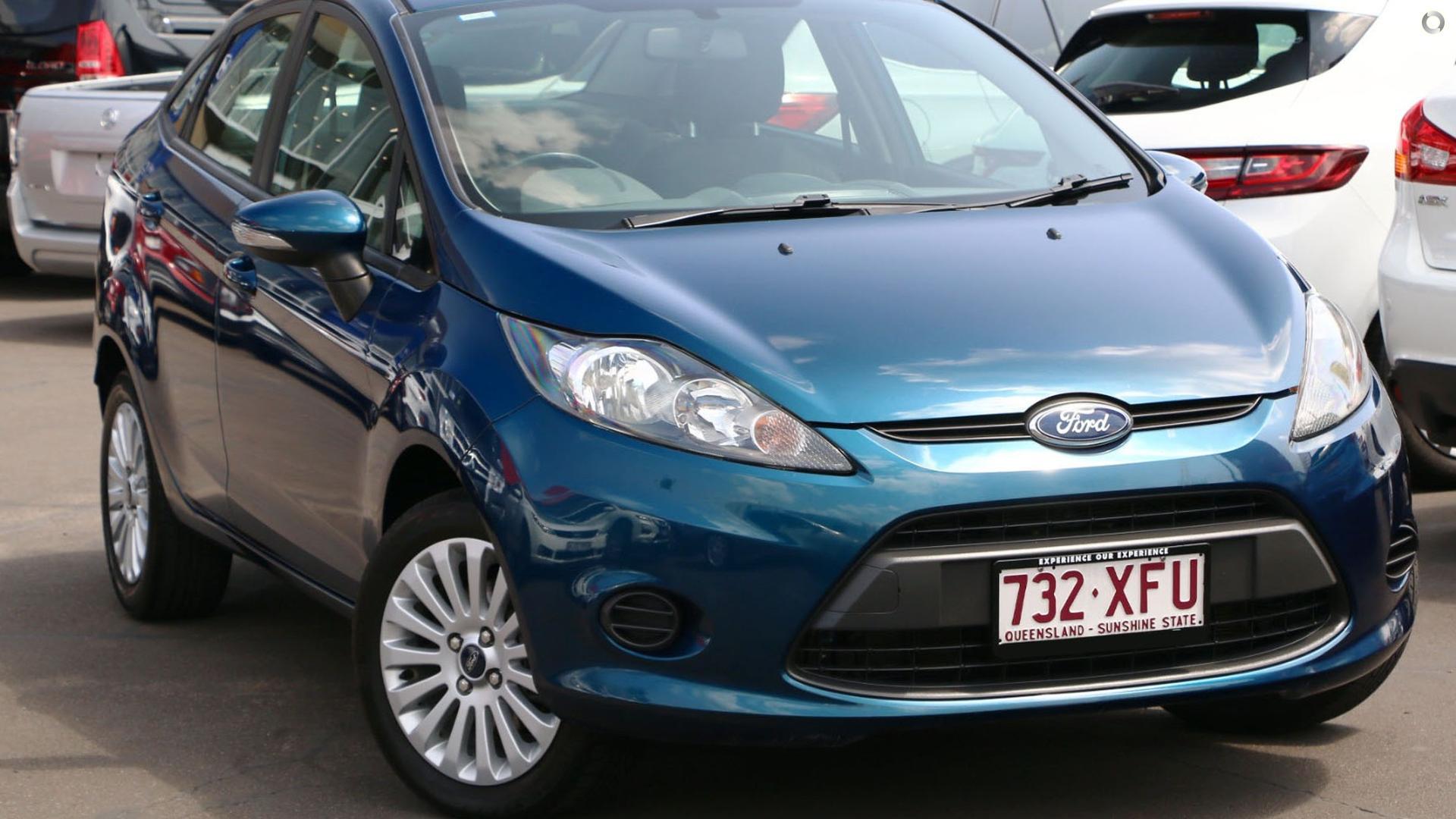 2010 Ford Fiesta WT