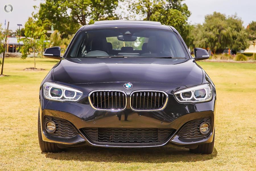 2019 BMW 125i M Sport Shadow Edition