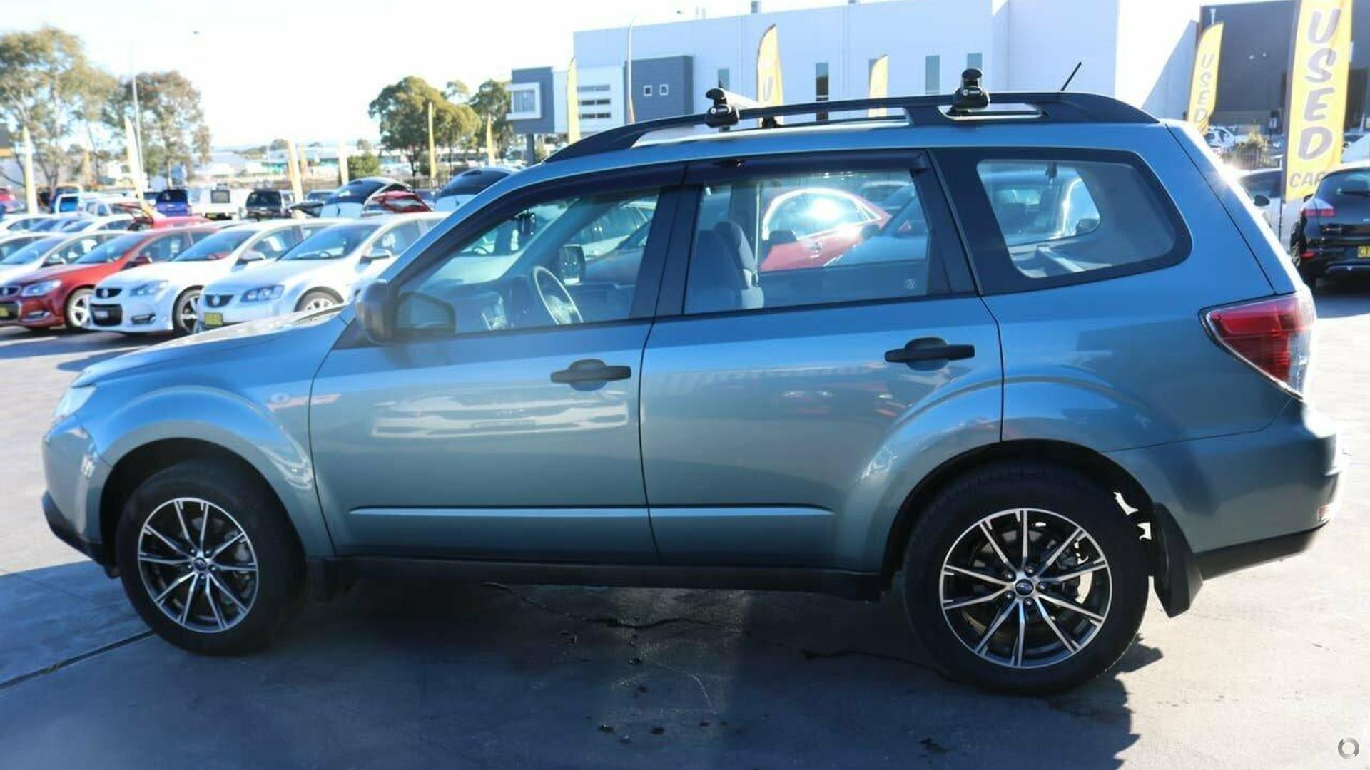 2009 Subaru Forester X S3
