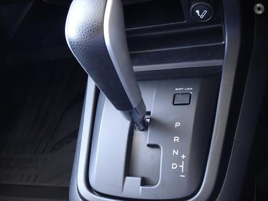 2017 Isuzu D-MAX SX