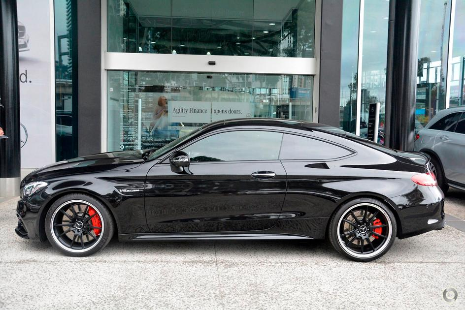 2016 Mercedes-Benz C 63 AMG S Coupe