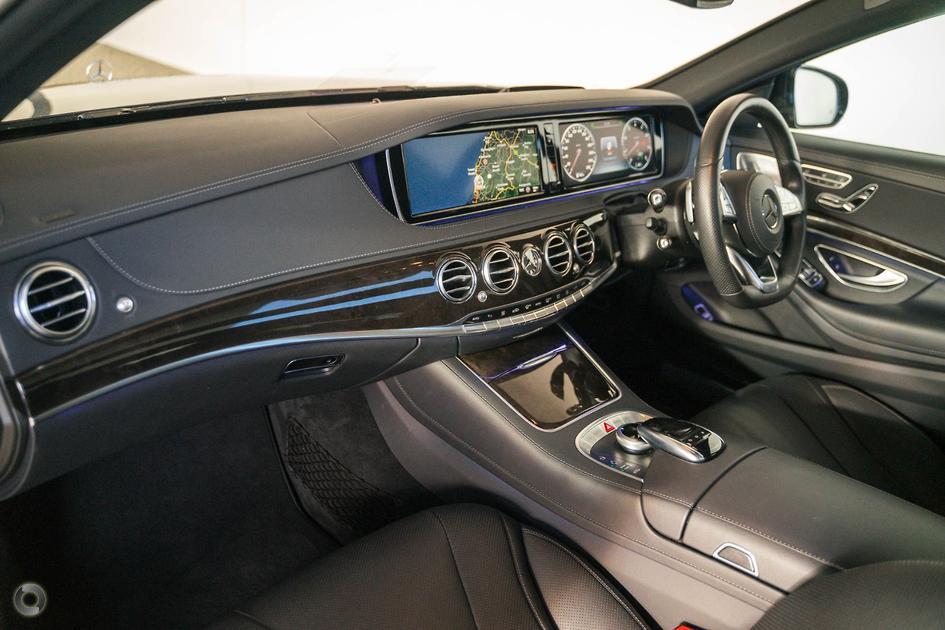 2015 Mercedes-Benz S 400 Sedan