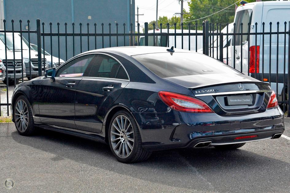 2016 Mercedes-Benz CLS 500 Coupe