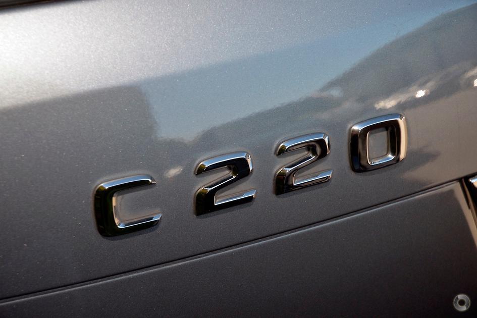 2009 Mercedes-Benz C 220 CDI Wagon