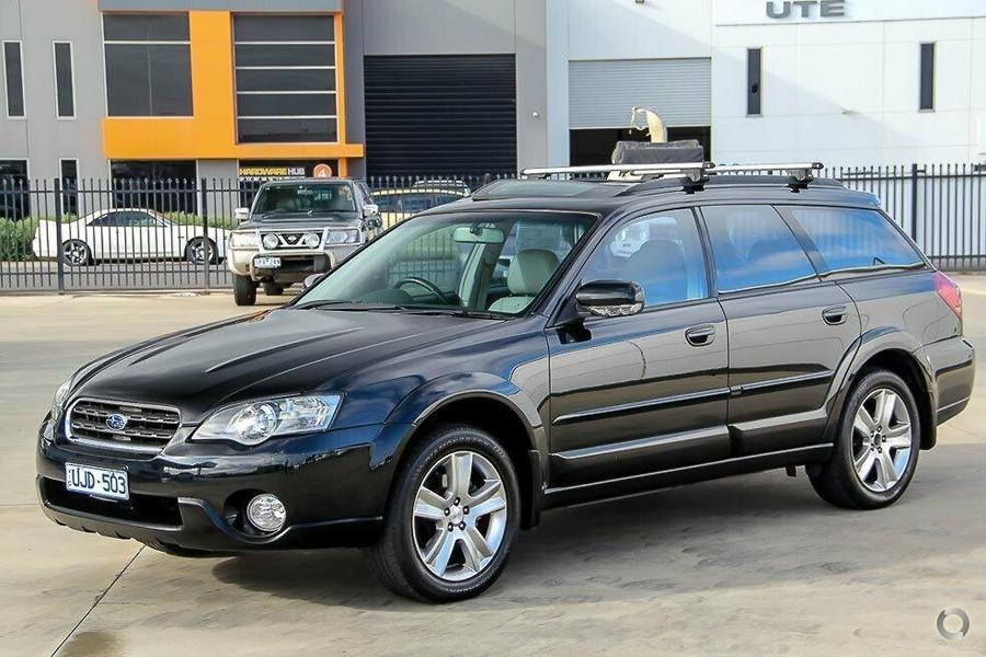 2004 Subaru Outback R Premium Pack 3GEN