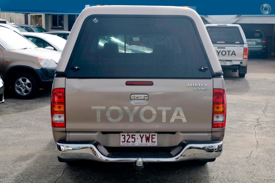2006 Toyota Hilux SR5 GGN15R