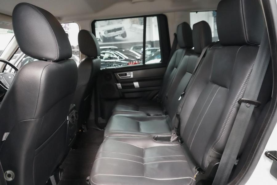 2016 Land Rover Discovery TDV6 Series 4