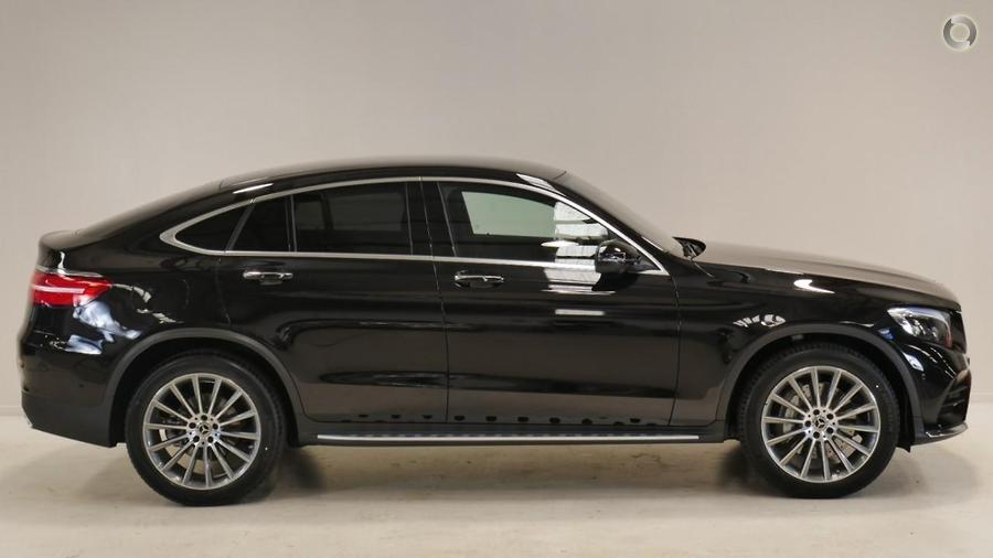 2018 Mercedes-Benz GLC 250 Coupe