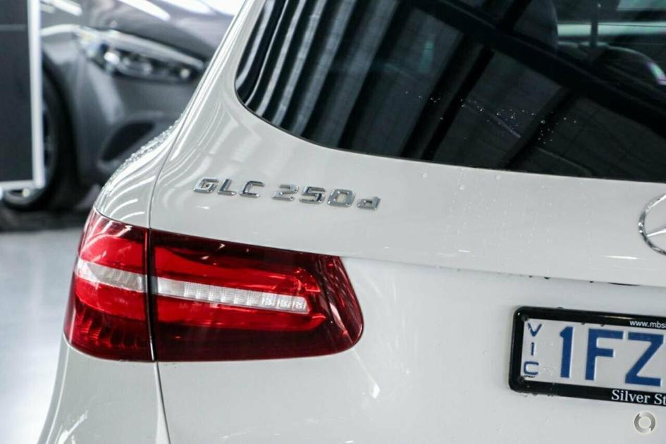 2016 Mercedes-Benz GLC 250 D Wagon
