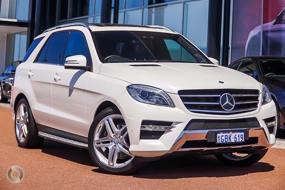 2013 Mercedes-Benz ML 350 BLUETEC