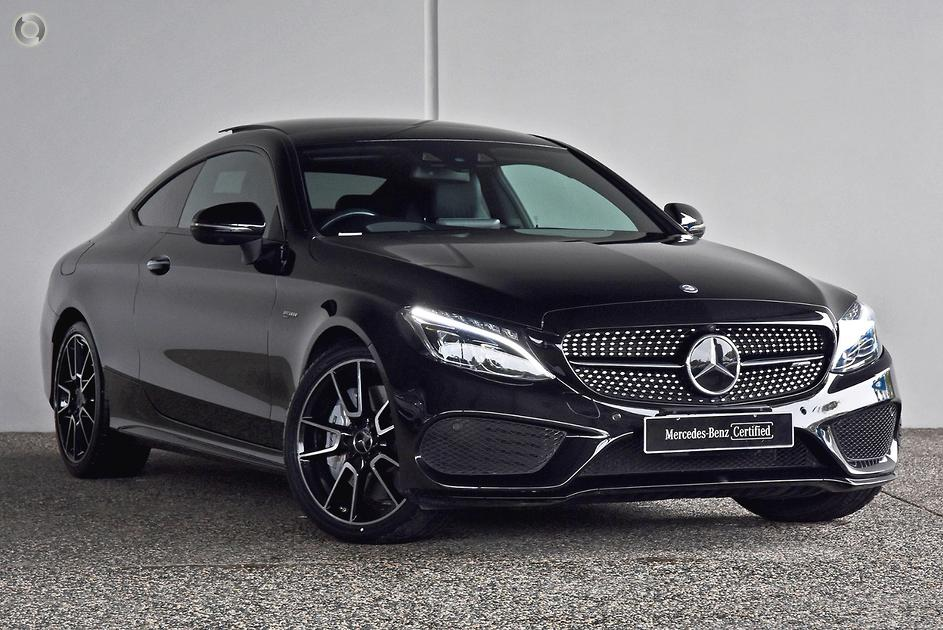 2016 Mercedes-Benz C 43 AMG Coupé