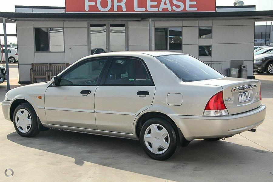2001 Ford Laser LXi KN