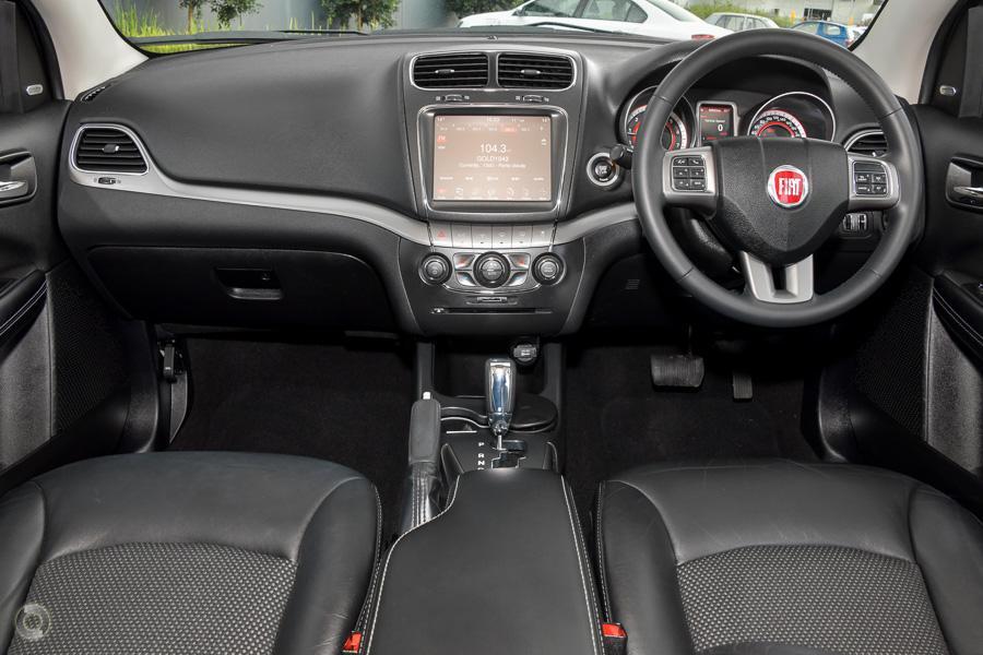 2016 Fiat Freemont Crossroad JF