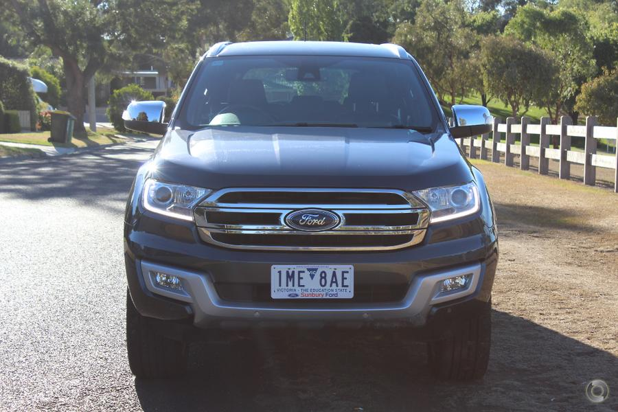 2018 Ford Everest Titanium UA