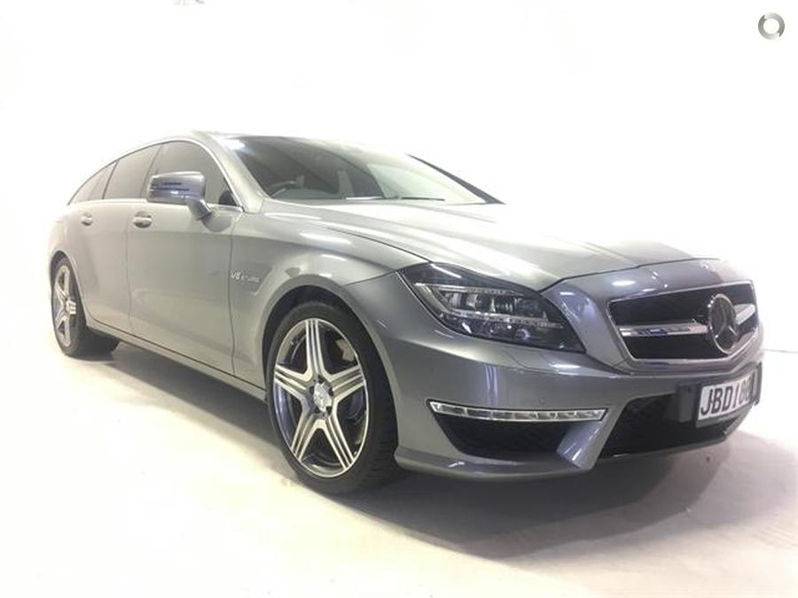 2014 Mercedes-Benz CLS 63 Shooting Brake