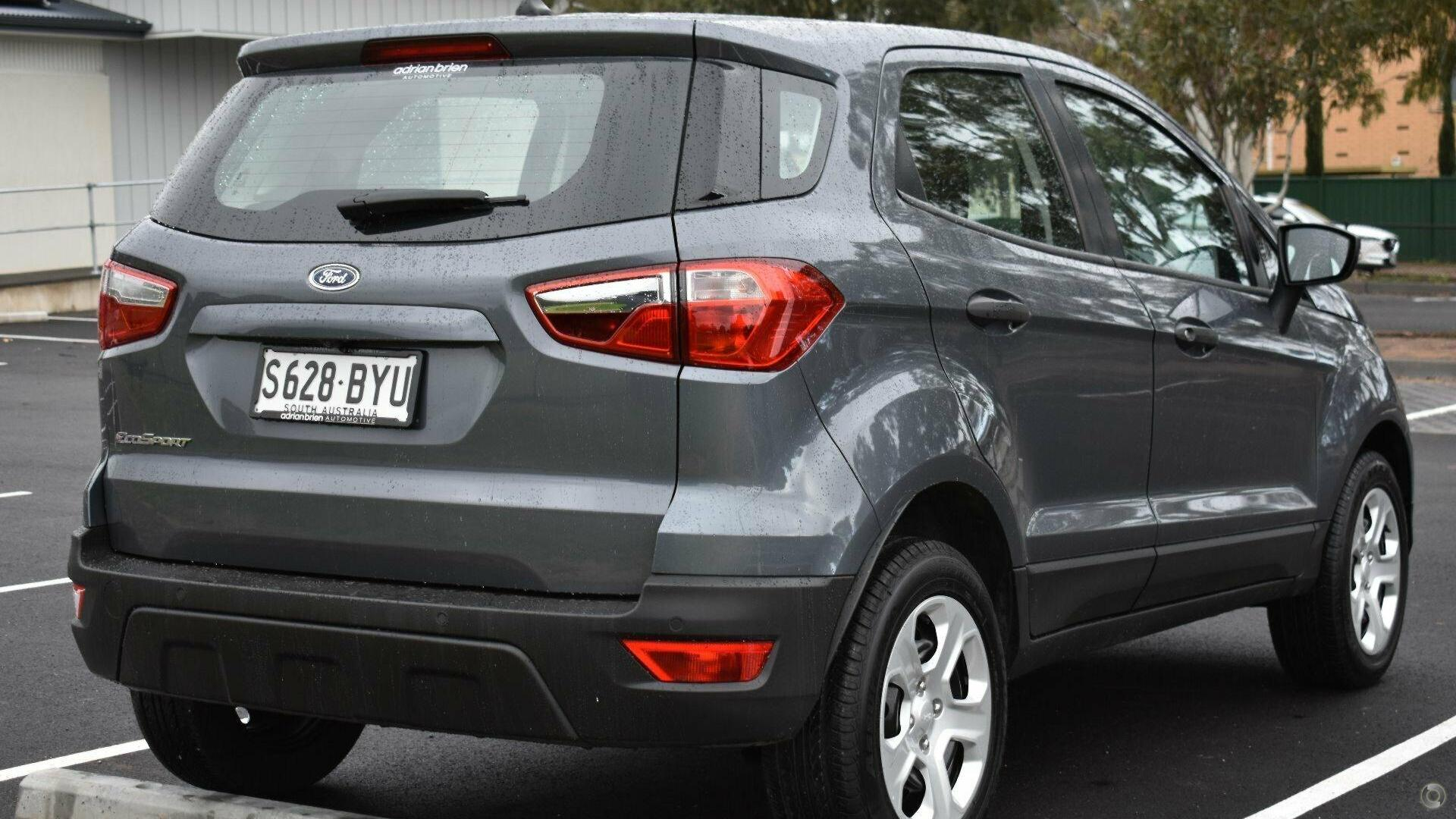 2018 Ford Ecosport Ambiente BL