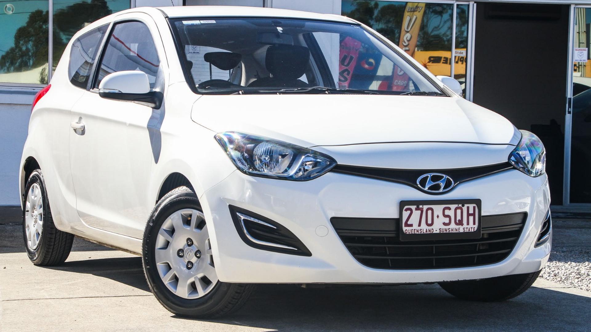 2012 Hyundai I20 Active PB