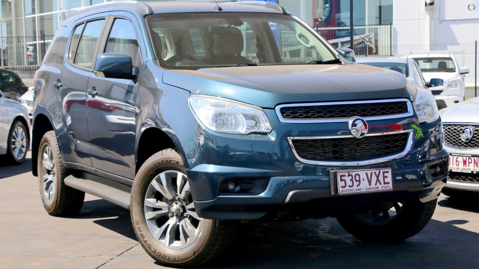2015 Holden Colorado 7 RG