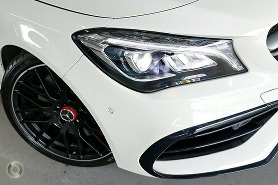 2017 Mercedes-Benz CLA 45 AMG