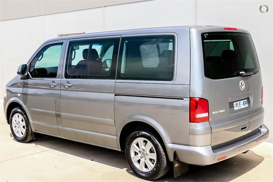 2011 Volkswagen Multivan Comfortline T5