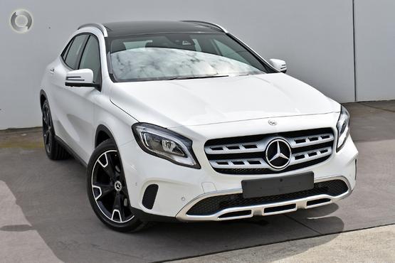 2018 Mercedes-Benz <br>GLA 250