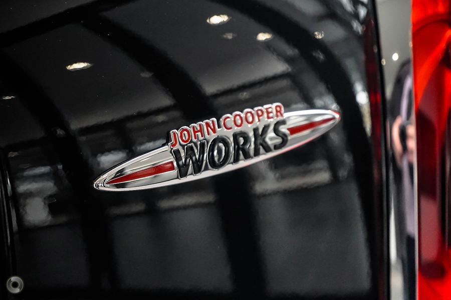 2018 MINI Countryman John Cooper Works