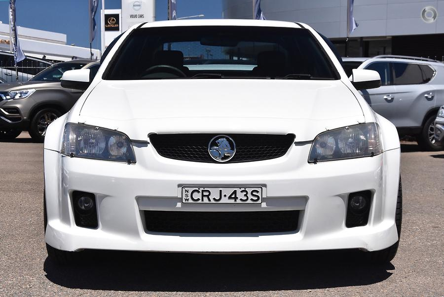 2008 Holden Commodore SS VE