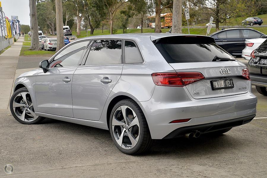 2018 Audi A3 35 TFSI 8V