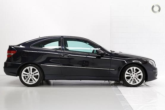 2010 Mercedes-Benz CLC 200 K