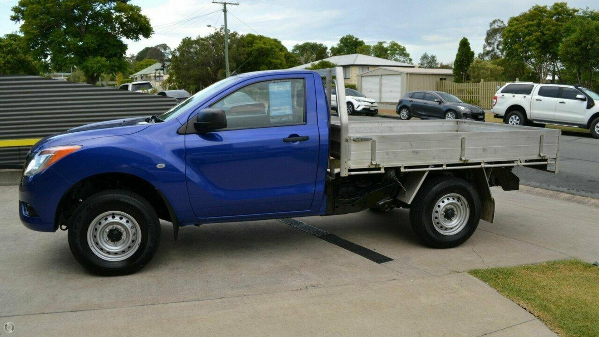 2013 Mazda BT-50 XT Hi-Rider UP