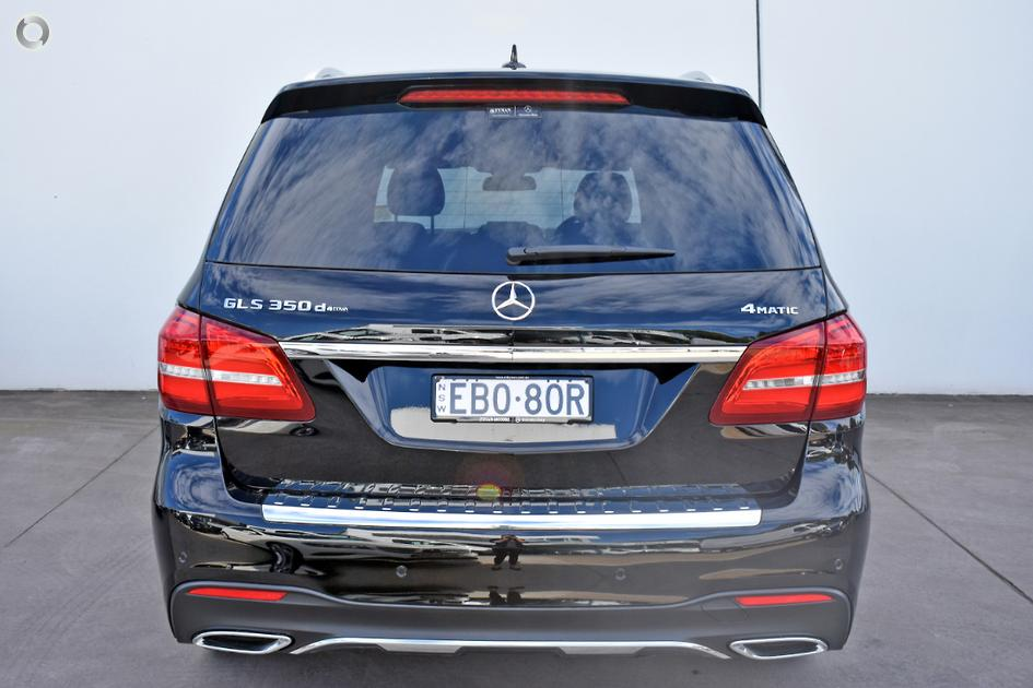 2019 Mercedes-Benz GLS 350 Wagon