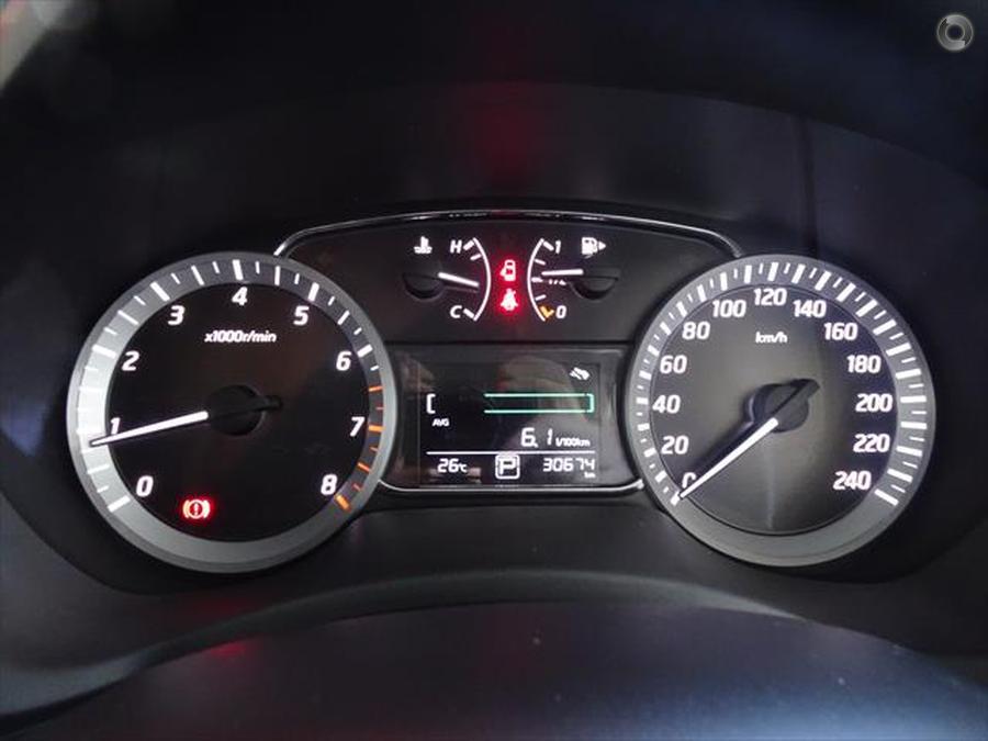 2016 Nissan Pulsar ST C12 Series 2