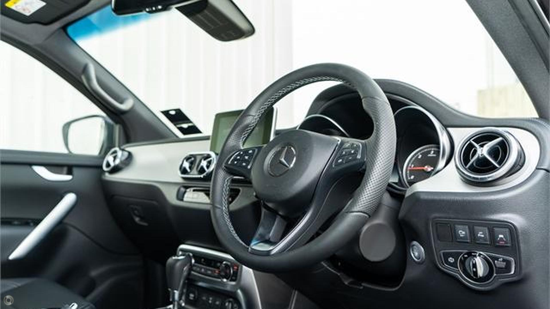 2020 Mercedes-Benz X 350 Wellside