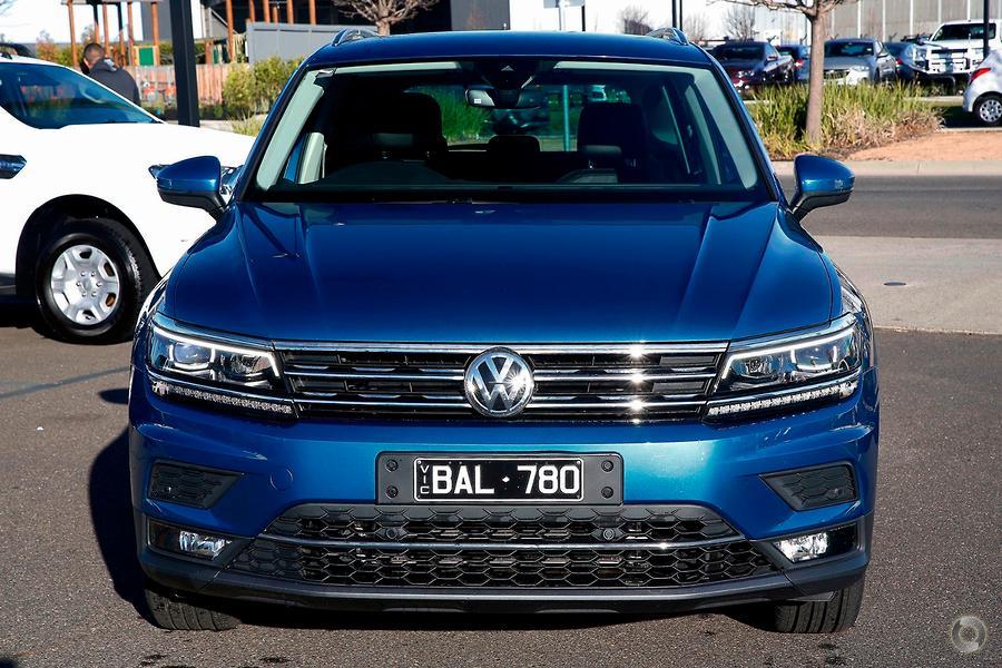 2017 Volkswagen Tiguan 140TDI Highline 5N