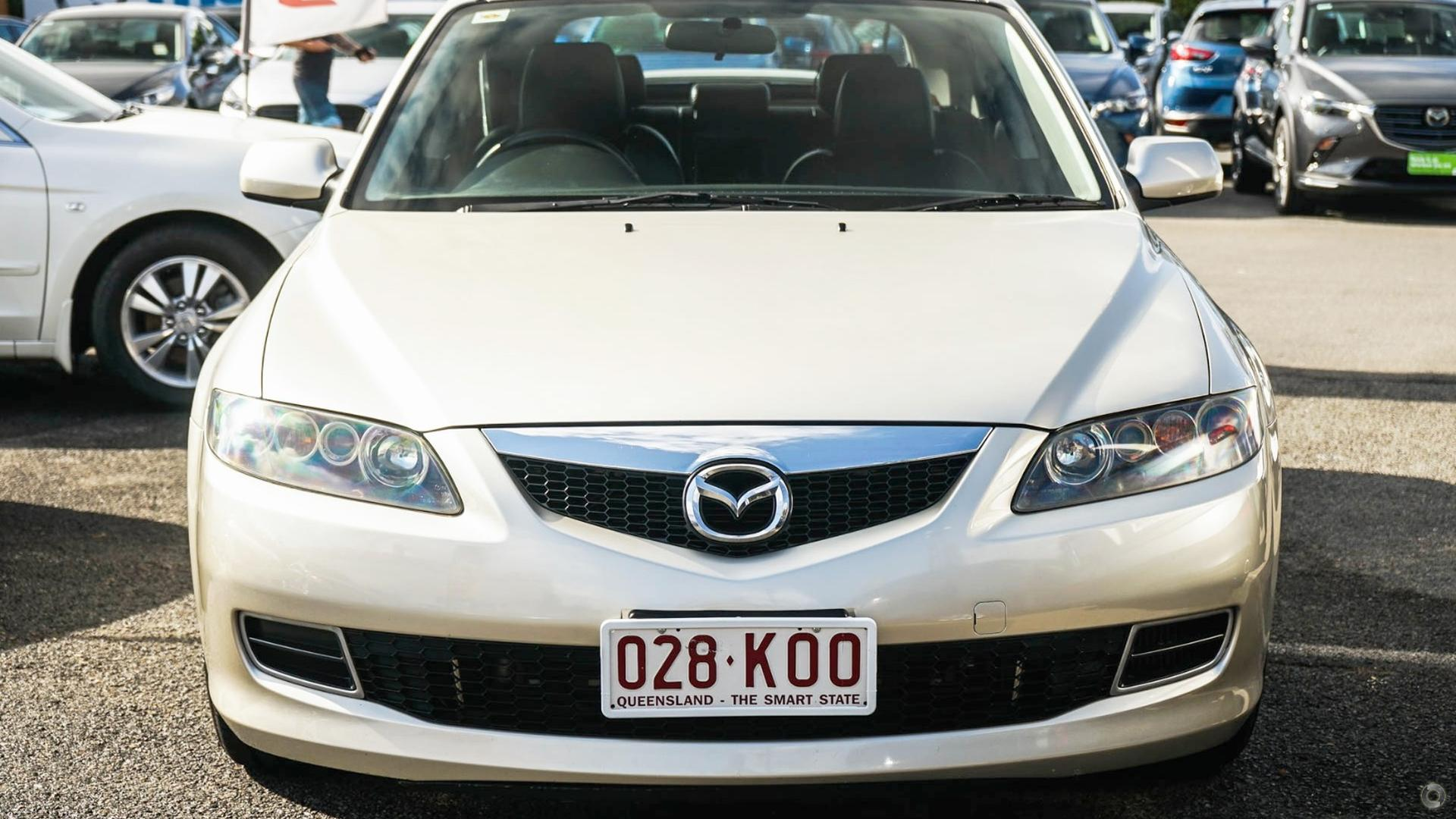 2007 Mazda 6 MZR-CD GG Series 2
