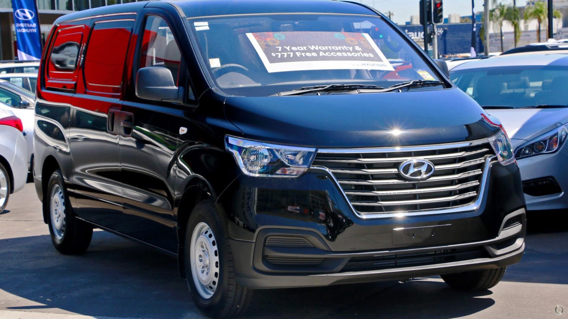 2020 Hyundai Iload TQ4