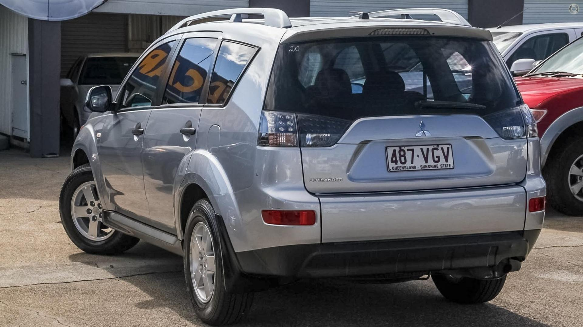 2009 Mitsubishi Outlander LS ZG