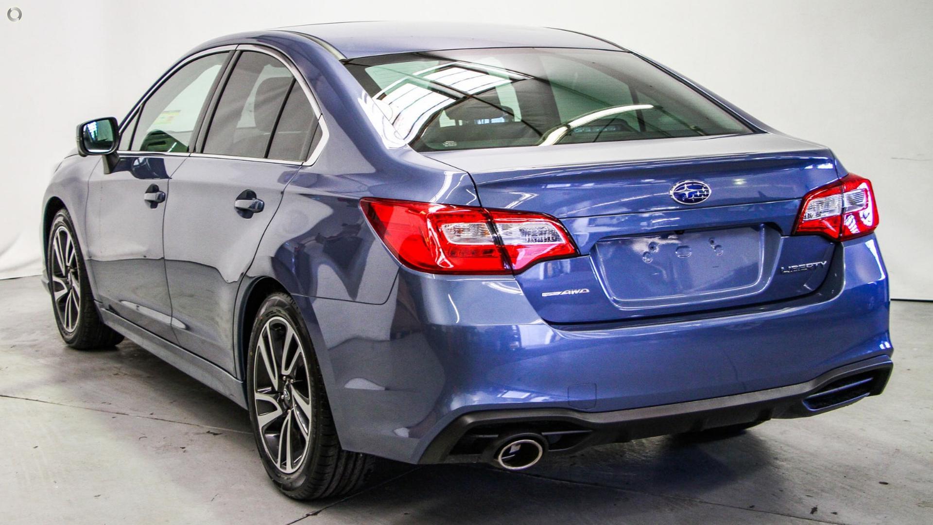 2018 Subaru Liberty 2.5i 6GEN
